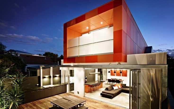 LSA Architects & Interior Design | South Yarra House