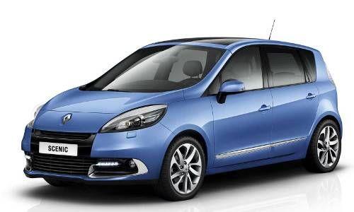 #Renault #Scénic. Identité visuelle exclusive, moderne et séduisante.