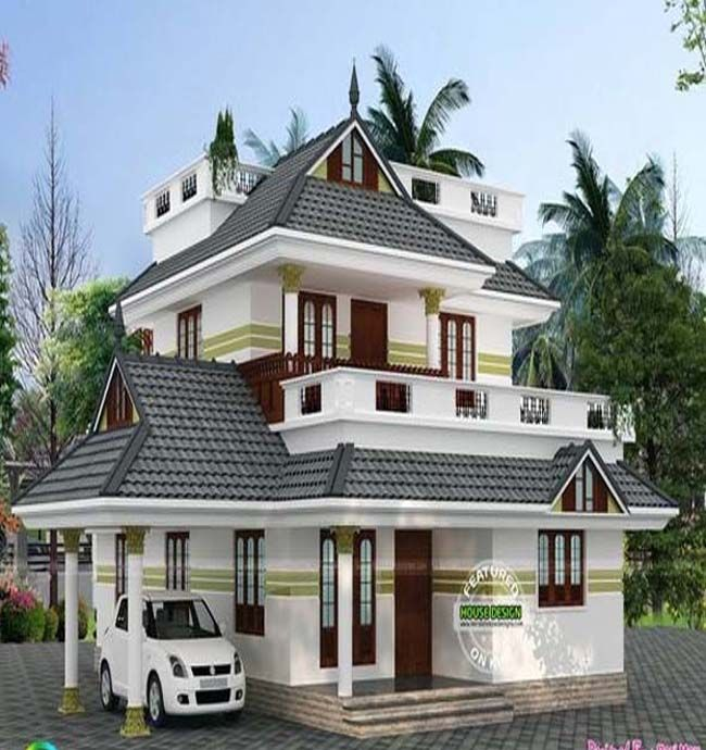 Pin By Googlystyle Com On Home Decoration Ideas House Roof Design Bungalow House Design House Roof