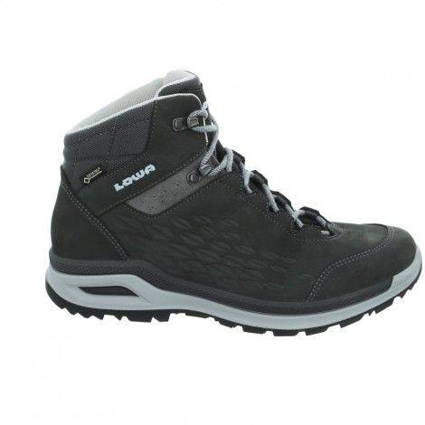 98e418ced66 Lowa Locarno GTX QC 320815 bergschoenen dames anthracite ice blue ...