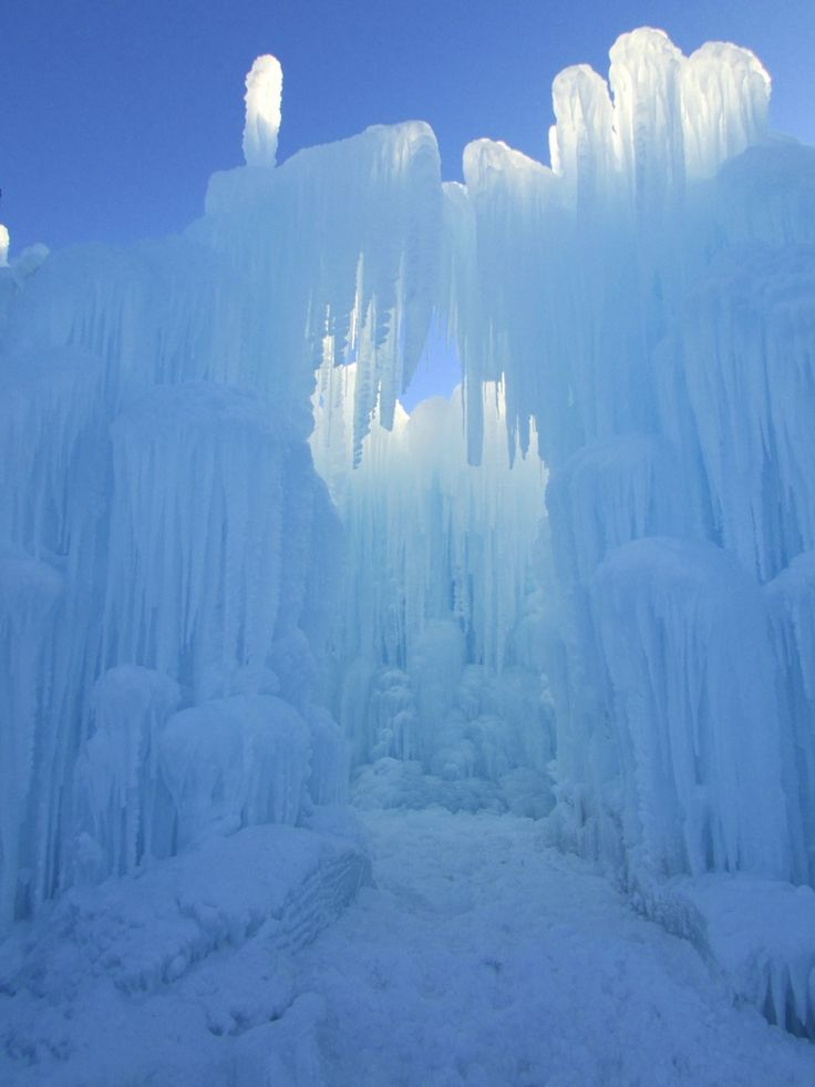Best 25 Ice Castles Ideas On Pinterest Midway Usa