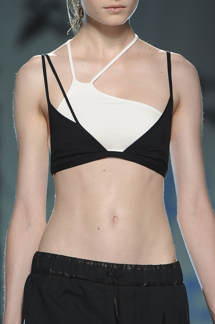 icy-fashion:  HELMUT LANG SPRING 2012