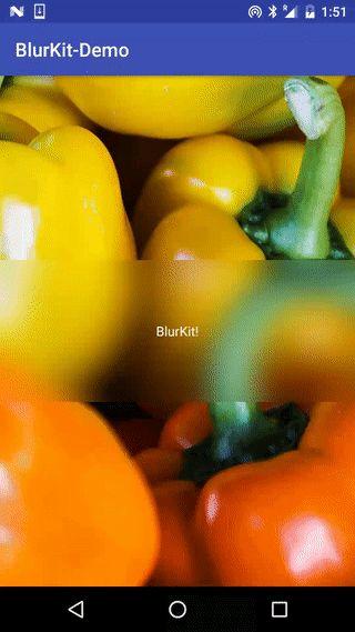 BlurKit Demo