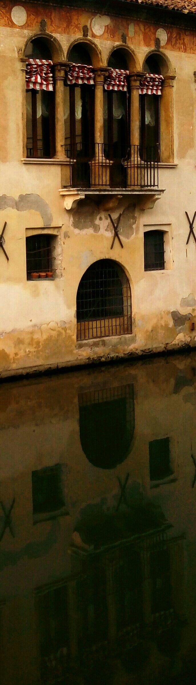 Facciate e finestre d'epoca - my pic Manuela
