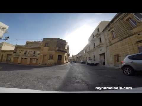 Malta: Ride through Gozo