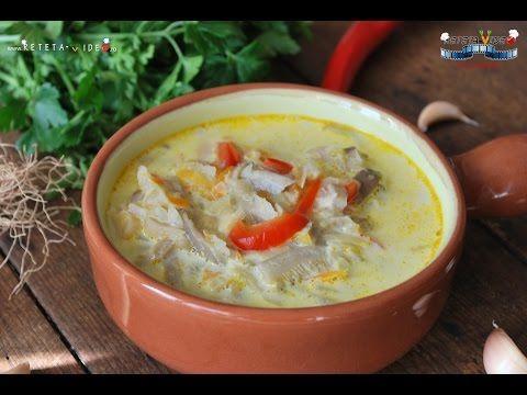 Gateste terapeutic - Ciorba de burta vegetariana cu Marius Vornicescu - YouTube