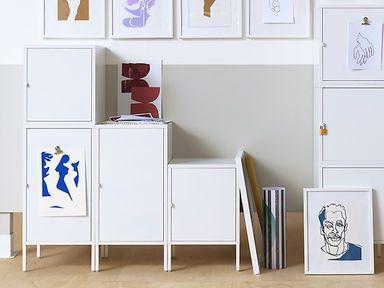 Ikea Kast Metaal : De verstelbare ikea hÄllan kast in tijdloos metaal is geschikt
