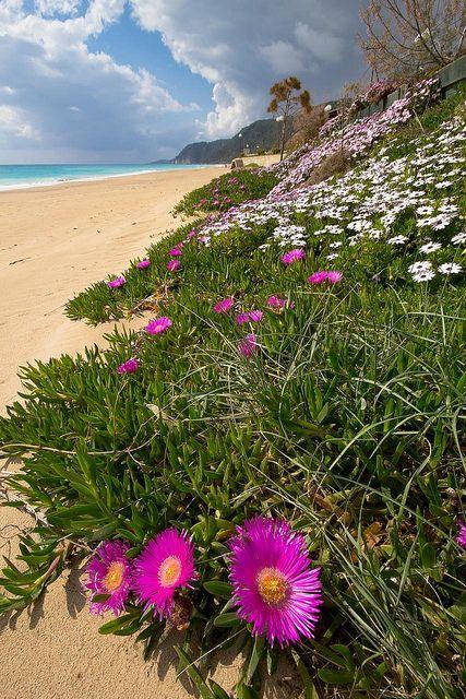 Lousta Vrachos Beach, Epirus, Greece