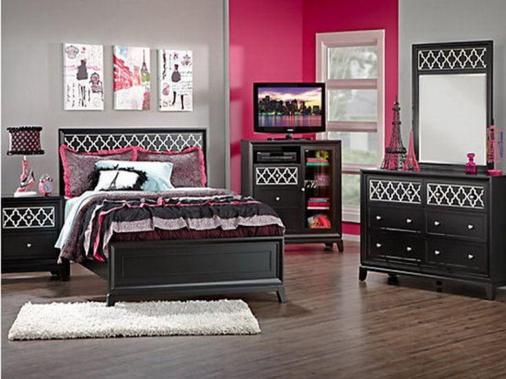 teen girl bedroom furniture - interior design ideas for bedrooms