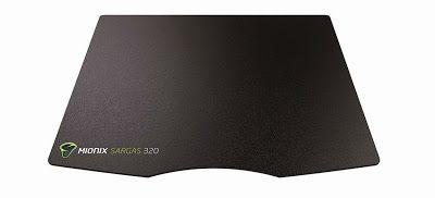 Mionix Sargas 320 Gaming Surface - Hardware Review