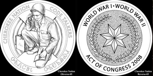 Watch Congressional Gold Medal Ceremony Honoring Code Talkers
