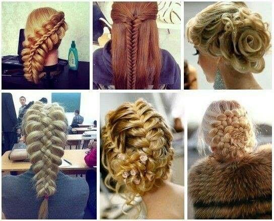 Unique Hair Styles: Rose Braid, Unique