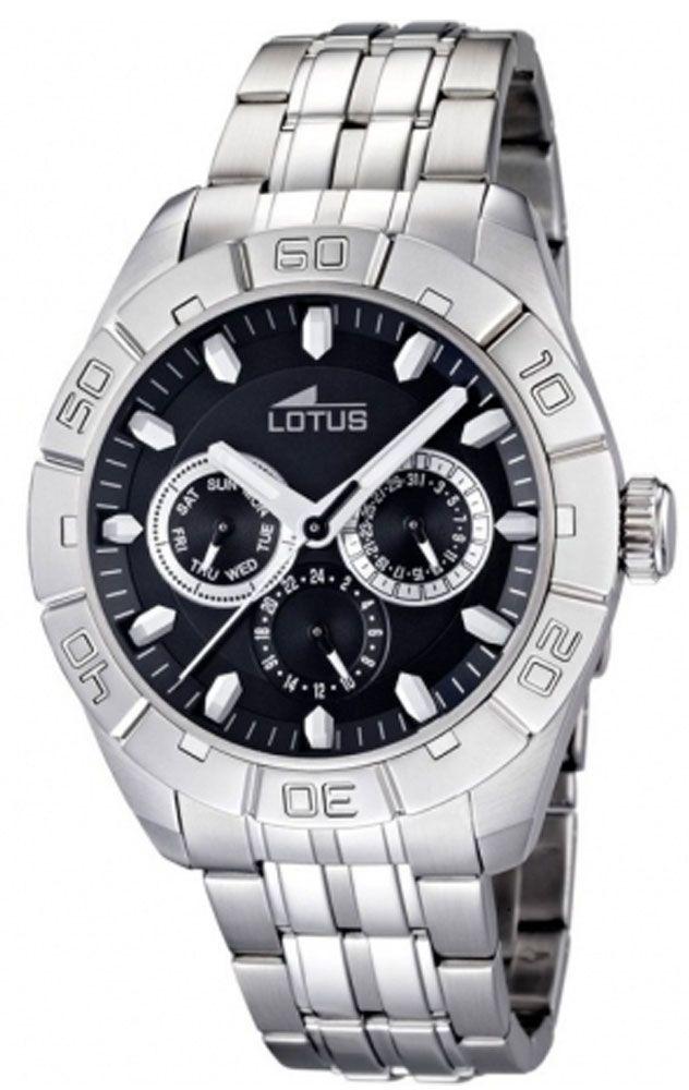 Reloj Lotus multifunción hombre 15814/3