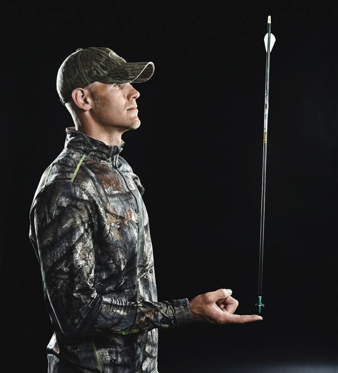 Bow Hyperaccuracy: Levi Morgan's Hunting Arrow | Field & Stream