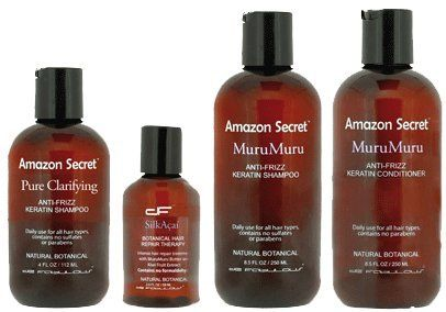 Kit Lissage Brésilien Amazon Secret: Lissage brésilien Ce kit complet et économique de lissage brésilien AMAZON SECRET est un soin ultra…