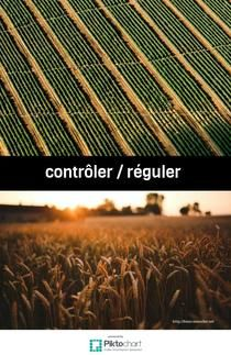 controler / réguler | Piktochart Infographic Editor