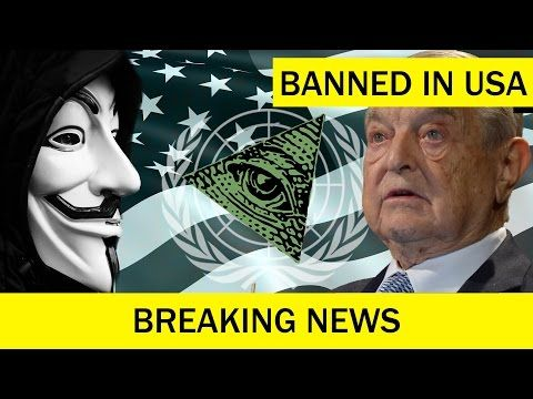 Anonymous: Trump Will Kick George Soros OUT of the US - YouTube