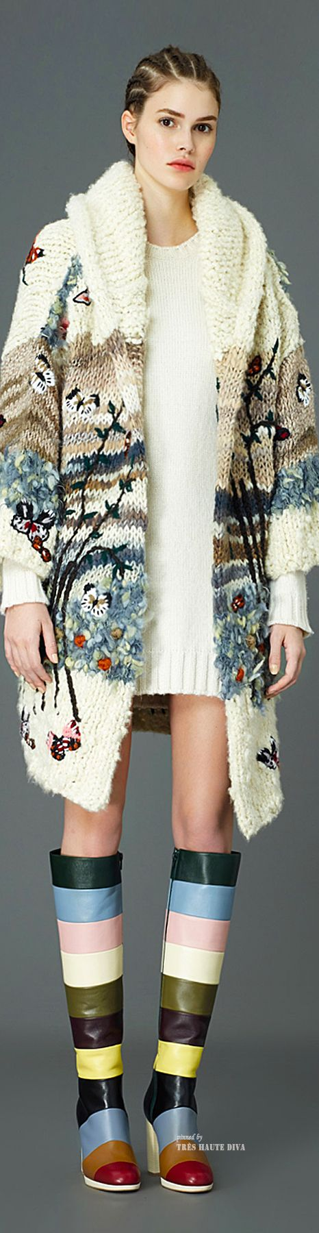 Valentino Does Stars, Stripes and Lots More for Pre-Fall