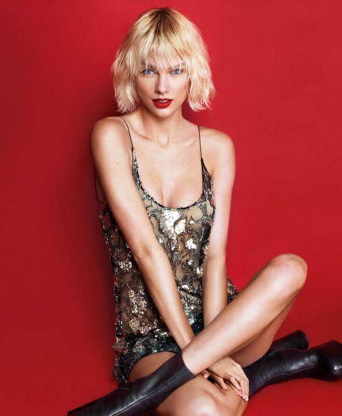 Taylor Swift || Vogue May 2016