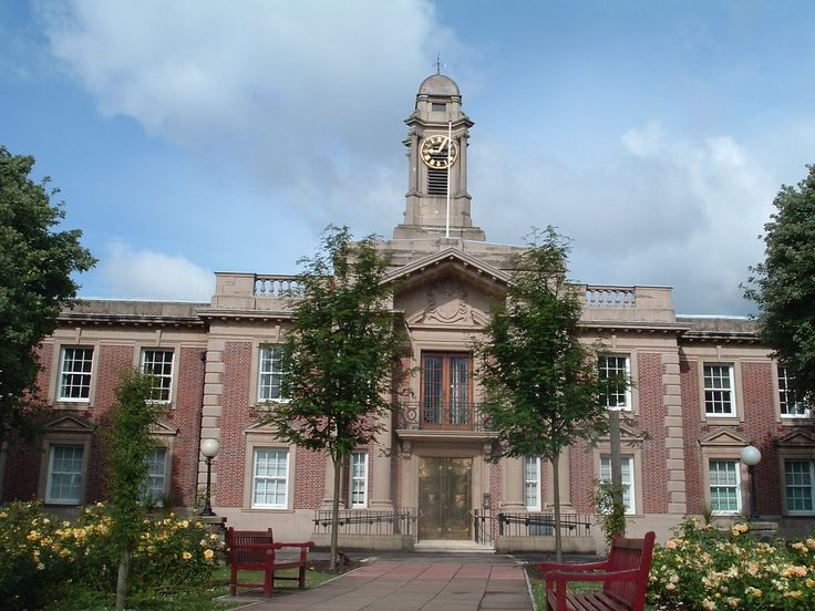 The Town Hall, Bridlington