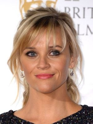 Reese Witherspoon avec frange