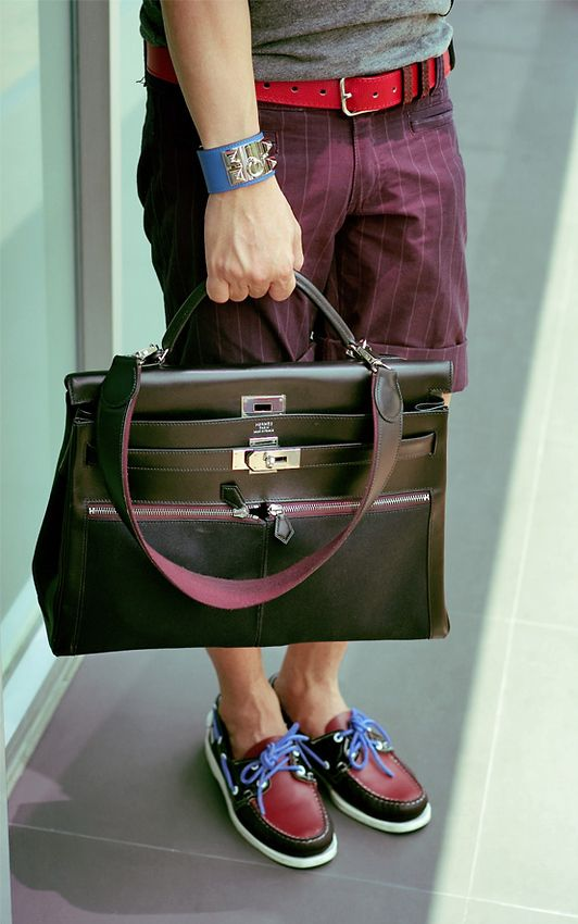 Hermes Kelly Lakis 40cm - all the man that you need.
