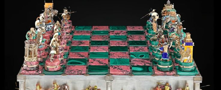Κανείς για σκάκι; Απίστευτο… υπάρχει σκακιέρα που κοστίζει 1,65 εκατ. δολάρια!!! - Culture - cretadrive.gr https://www.cretadrive.gr/lifestyle/politismika-theater-ekdiloseis-mouseia/apisteuto-uparchei-skakiera-pou-kostizei-165-ekat-dolaria