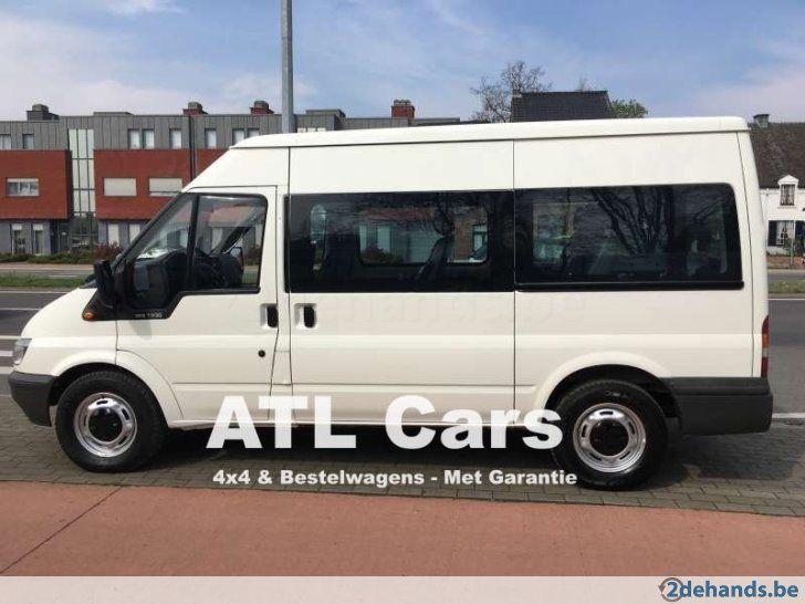 Ford 8+1Minibus Airco Garantie+Keuring Verlengd+verhoogd