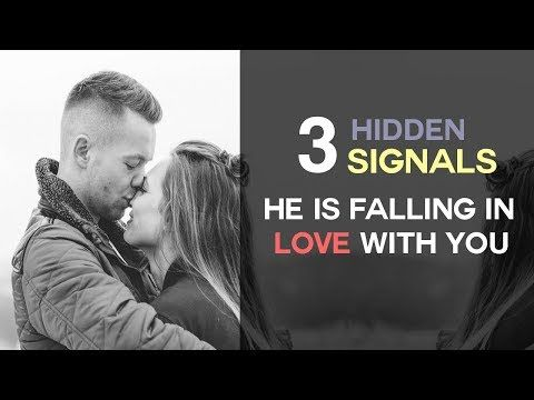3 Hidden Signs A Man Is Falling in Love With You