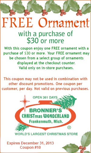 Frankenmuth discount coupons