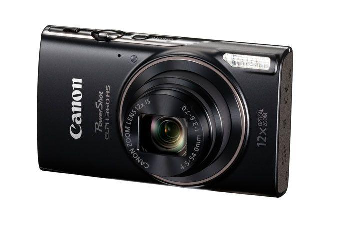 Canon PowerShot ELPH 360 HS Purple | Canon Online Store
