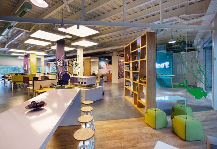 Office Tour: Club Med Resort Headquarters – Istanbul