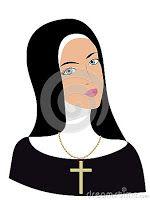 Chistes religiosos - El padre y la monja.