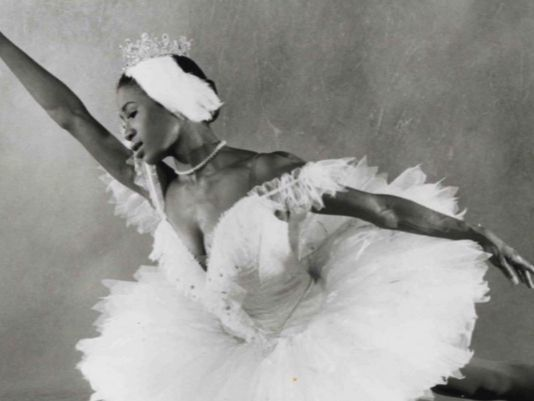 Lauren Anderson made history in 1990 when chosen as a principal ballerina by the Houston Ballet, the first African American principal ballerina in a major ballet company in the US.