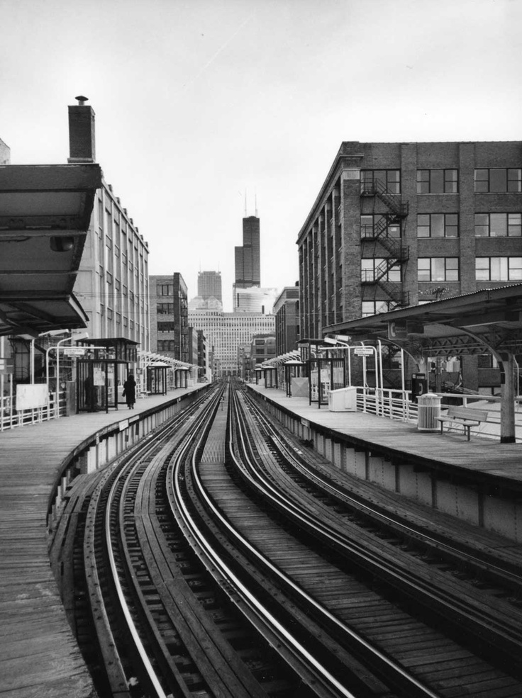 Chicago station, Chicago IL, USA
