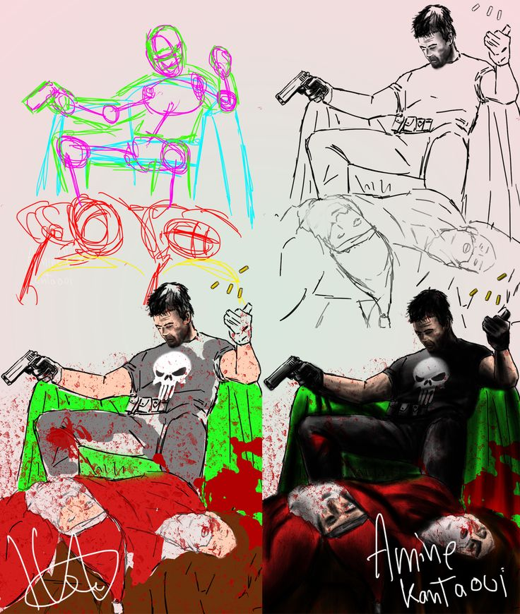 making of the punisher
