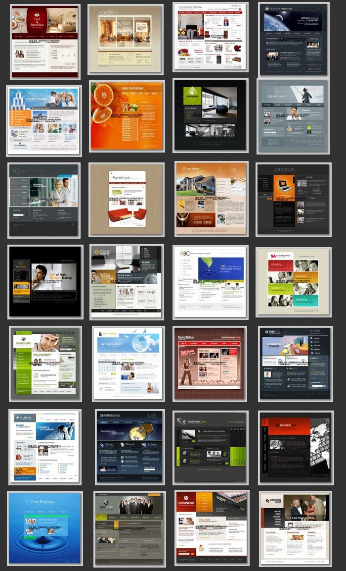 17 best images about website templates all of our web templates and graphics are original designs