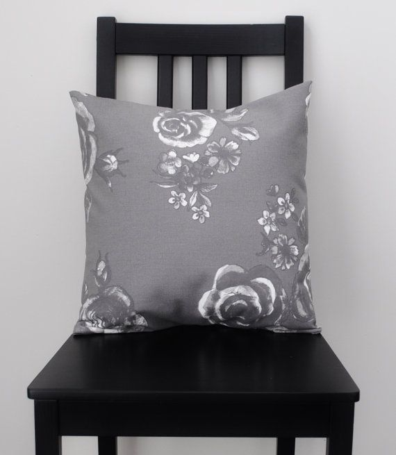 https://www.etsy.com/listing/179879152/gray-roses-cotton-pillow