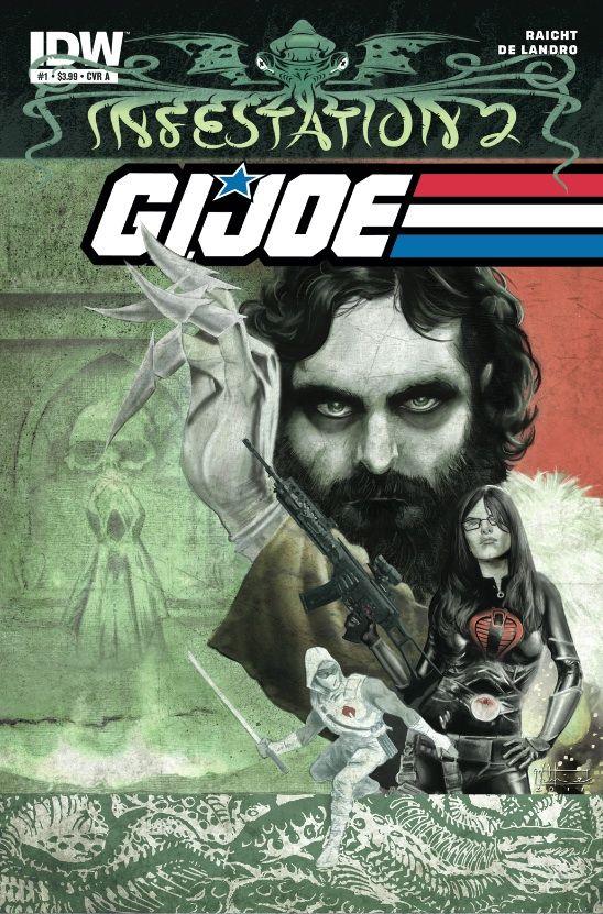 Infestation 2: GI Joe #1  (due out 2012.03.14)