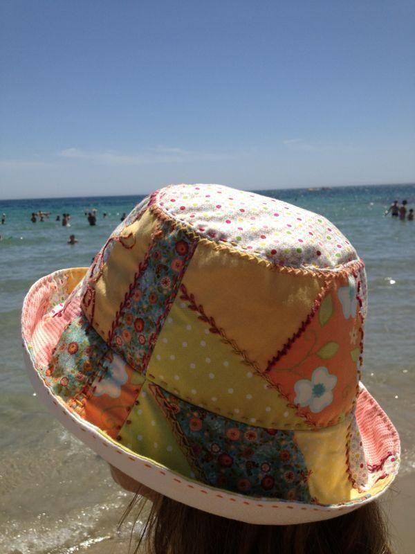 A partir de septiembre, a la venta patrón y kit de este sombrero crazy