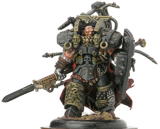 Primarch - Ferrus Manus of the Iron Hands