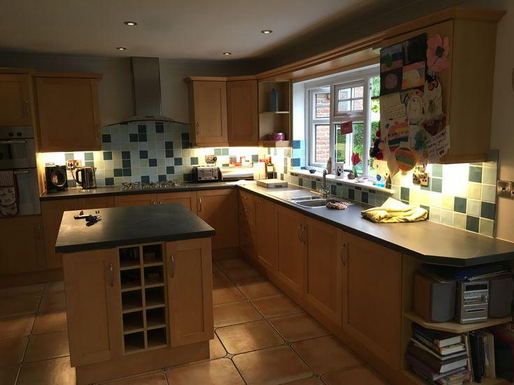 robus led strip lights from screwfix under cabinet - Under Cabinet Lighting Led