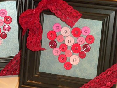 Heart Frame  Preschool parent Gift for   CraftsGift id Preschool Valentine Crafts To Gift To Parents