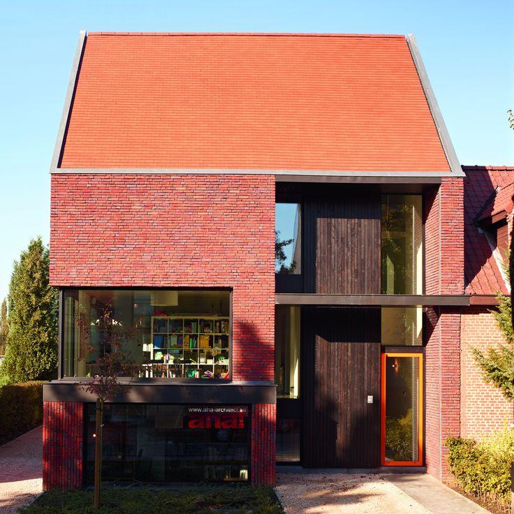 les 25 meilleures id es de la cat gorie parement brique rouge sur pinterest murs de briques. Black Bedroom Furniture Sets. Home Design Ideas