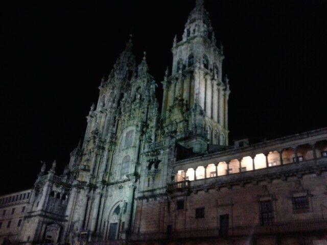 Catedral de Santiago.