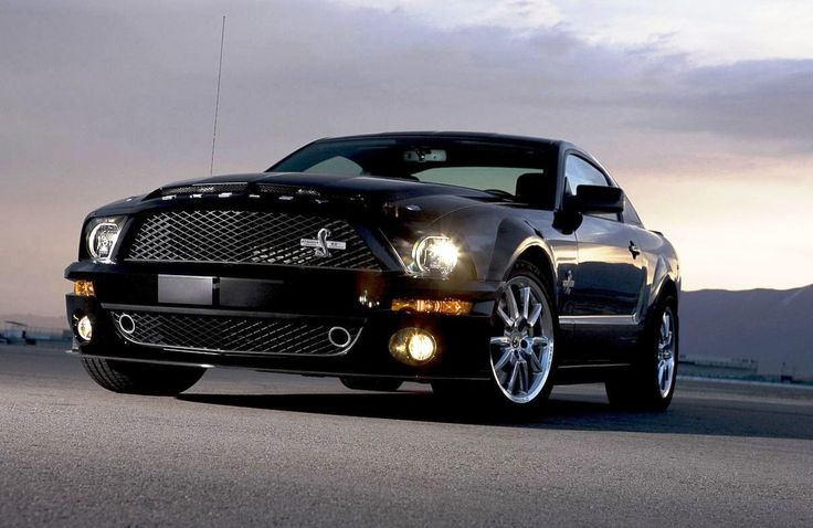 2014 Ford Mustang Shelby GT500 2014 Mustang GT500 Black – TopIsMagazine