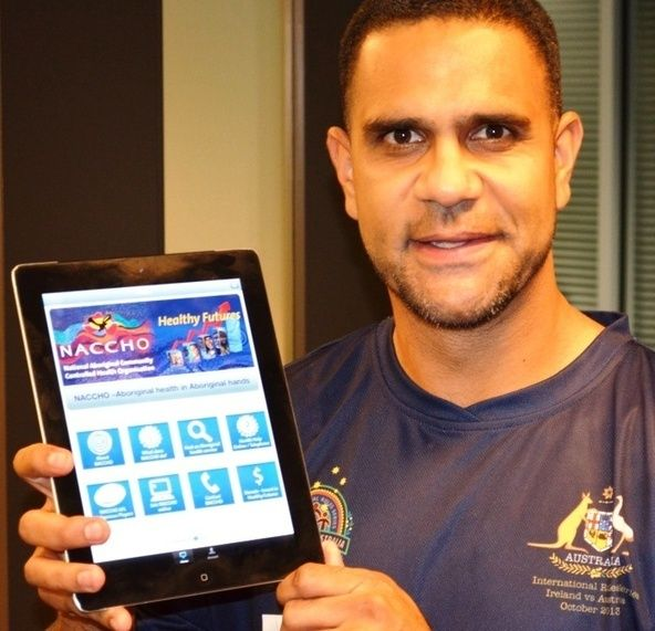 Aboriginal Health APP  @INACCHO * * * The NACCHO App allows users  to share, connect or contact NACCHO through our social media platforms such as Twitter, Facebook, daily news alerts and the NACCHO website. Health help includes:  Ambulance, Alcohol, Babies Breast Cancer, Cancer, Children,  Depression, Diabetes, Domestic Violence, Drugs, eHealth, Eye Health, Gambling, Healthy Eating, Hearing, Male health, Medicare, Mental Health, Prostate cancer, Smoking , Suicide, Teenagers, Women's Health.