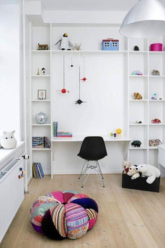 Modern Shelving for Kids   Handmade Charlotte