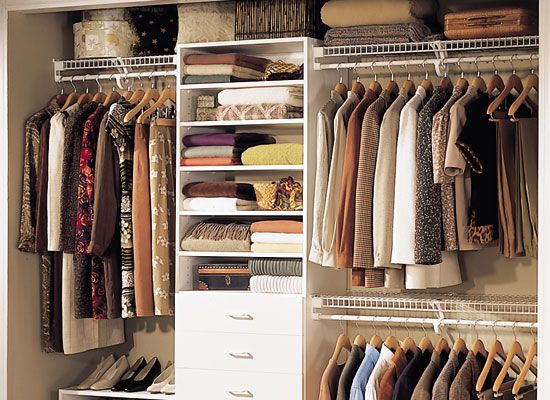 7 Small Bedroom Designs By Professional Experts: 75 Best Reach-in Closets Images On Pinterest