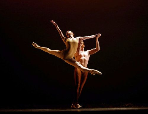 The Los Angeles Ballet Review - Performs Quartet at Royce Hall UCLA | Splash Magazines | Los Angeles